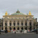Opera Garnier à Paris