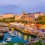 Port-Vieux à Biarritz