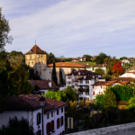 Clocher, ville de Biarritz