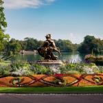 Jardin à Lyon