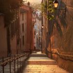 Rue à Lyon