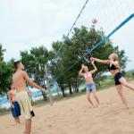 jeunes beach volley