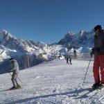 Piste ski Chamonix