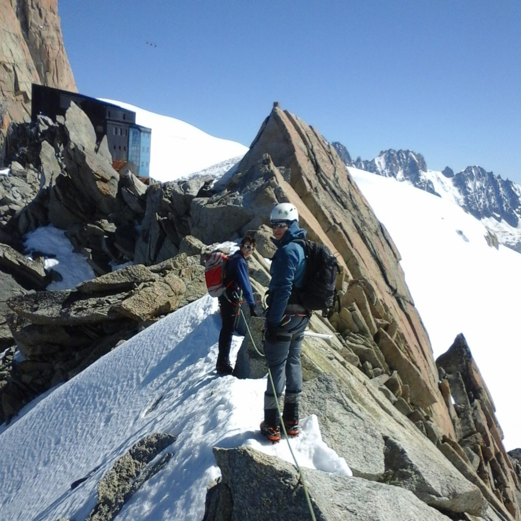 initiation alpinisme