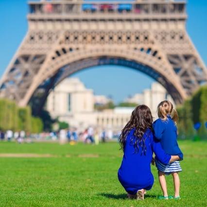 Au pair à Paris