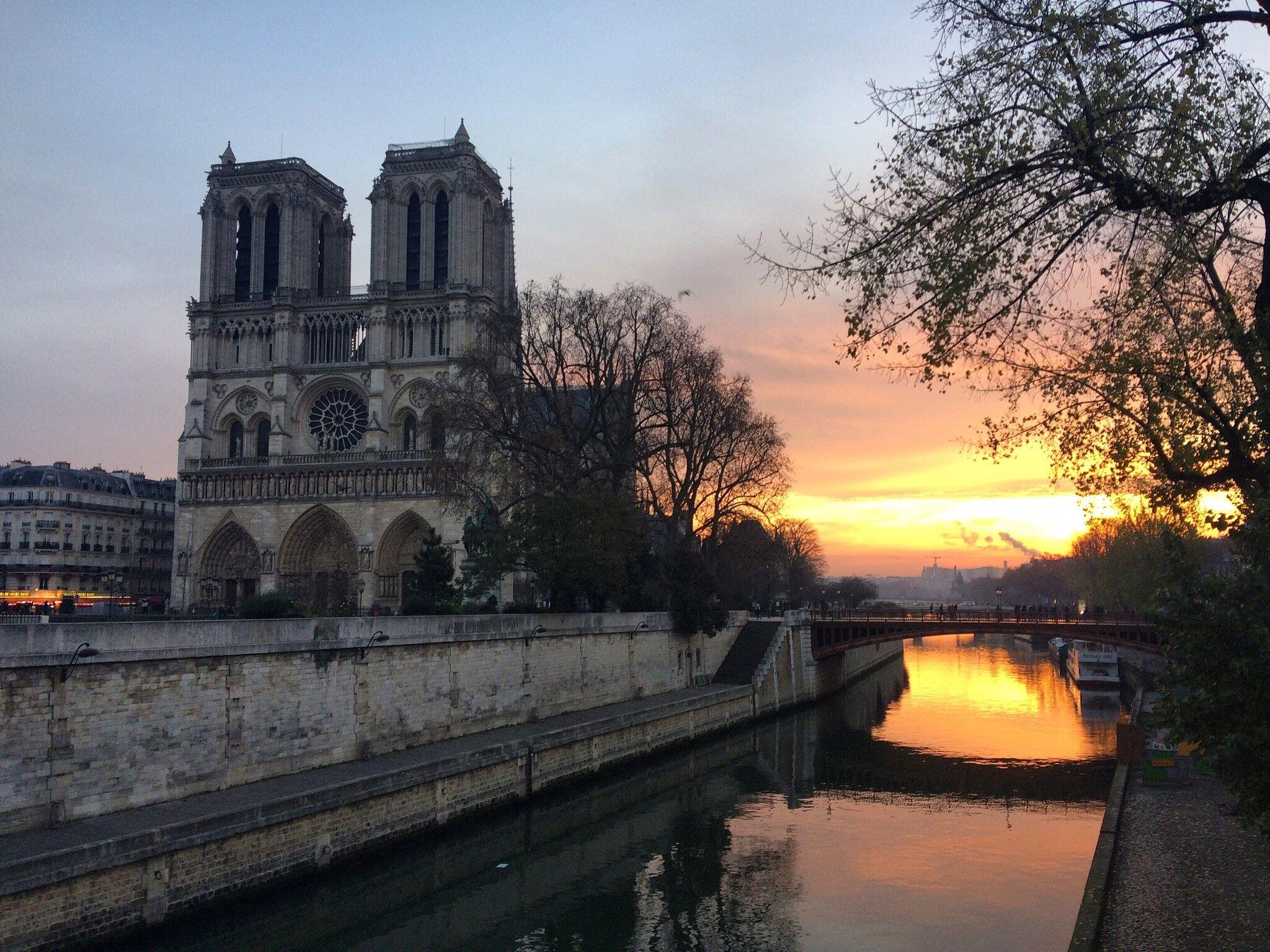 Fêtez Noël à Paris
