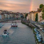 Lyon, le Rhône