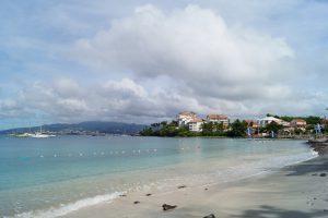 Plage de l'Anse Mitan - Martinique