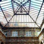 Cour intérieur à Lyon