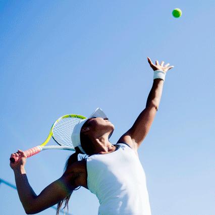 Français & Tennis à Nice