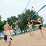 jeunes beach volley