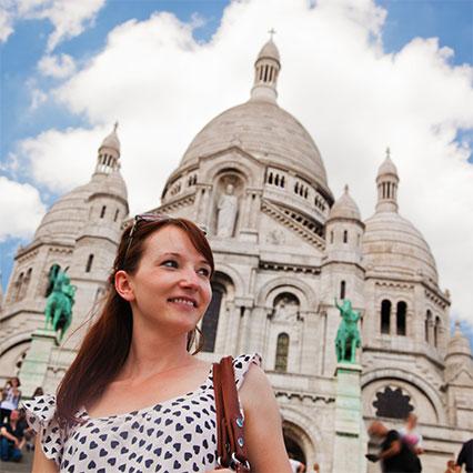 Paris パリ