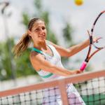 joueuse tennis
